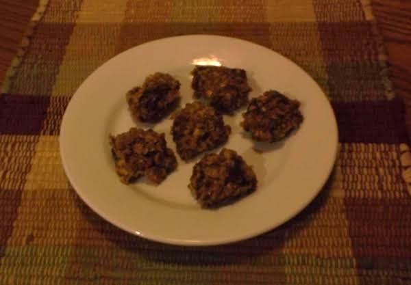 Salted Caramel No-bake Cookies Recipe