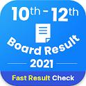 10th 12th Board Result,All Board Result 2021 icon