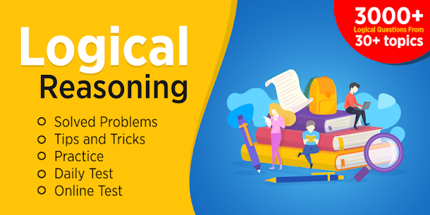 Logical Reasoning Test: Practice, Tips & Tricks Mod