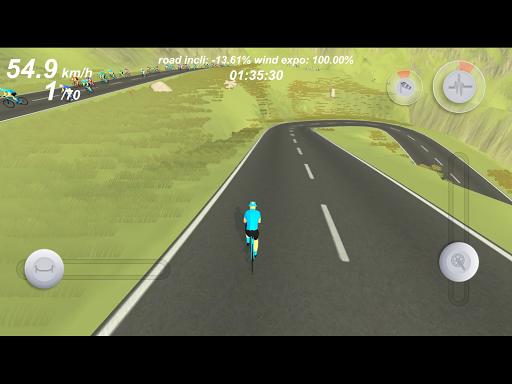 Pro Cycling Simulation android2mod screenshots 11