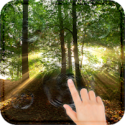 Forest Live Wallpaper Magic Touch APK