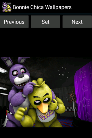 Fnaf Wallpaper Bonnie Chica On Google Play Reviews Stats