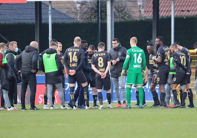 """Moussa Sissako après la défaite du Standard : """"Relever la tête et penser au match suivant"""""""