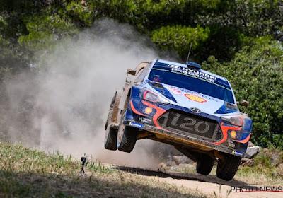 Rallye de Turquie : Breen aux commandes, Neuville remporte la 3ème spéciale et revient en quatrième position