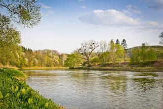 Photo: Springtime wakeup...  #landscapephotography #springtime #riverscapephotography #landscape #river #spring #hills