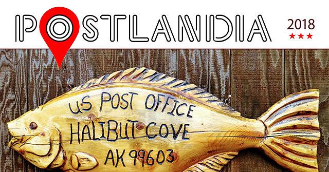 Postlandia calendar: partial cover