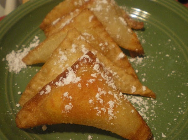 Serve with a dusting of powdered sugar if desired.  Enjoy!