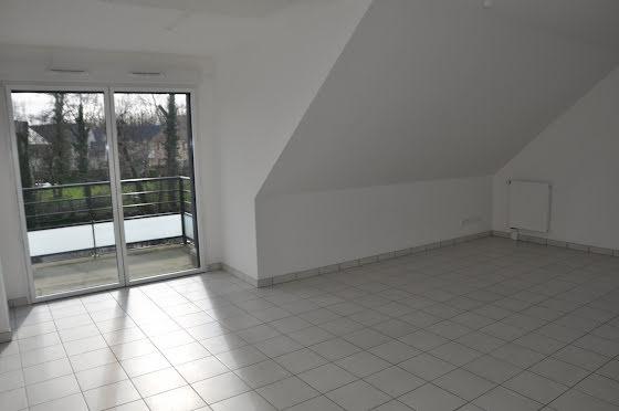 Location appartement 3 pièces 68,18 m2