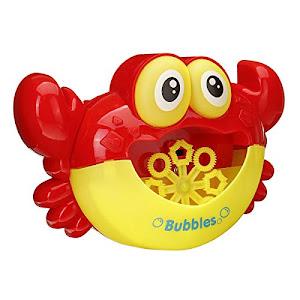 Jucarie muzicala pentru baloane de sapun
