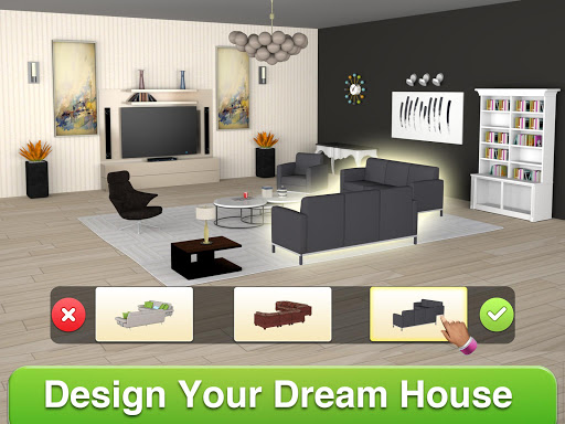 My Home Makeover - Design Your Dream House Games screenshots 11