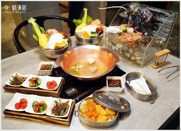 享 鍋酒館.夢幻松阪豬、超霸氣水族缸上桌!好拍又好吃的浮誇系美味!