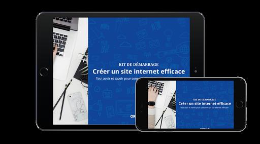 créer site internet efficace professionnel