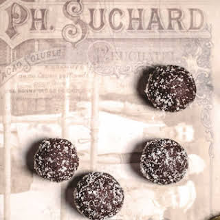 Chocolate Rum Balls Without Biscuits Recipes.