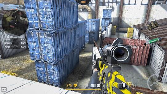 Modern Strike Online Apk Mod Munição Infinita 3