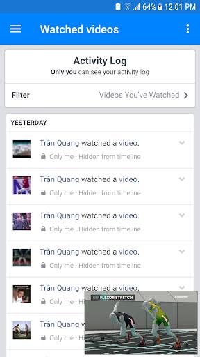 Download Videos and Photos: Facebook & Instagram 1.3.7 screenshots 7