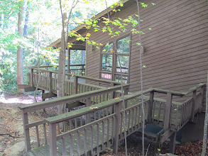 Photo: Dining Hall Back Deck Side 2