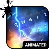 Tempest Animated Keyboard