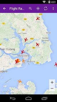 Singapore Flight Info