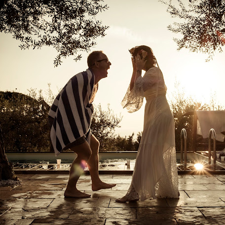 Wedding photographer Flavio romualdo Garofano (mondoromulo). Photo of 11.10.2017