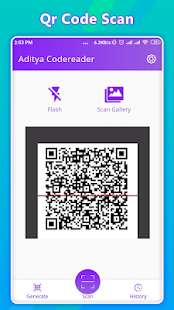 App QR & Barcode Scanner - Scan, Share APK for Windows Phone