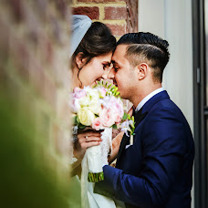 Wedding photographer Andi Iliescu (iliescu). Photo of 02.04.2018