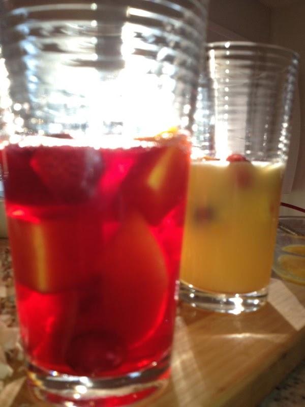 Sparkling Summer Sunday Drink Recipe