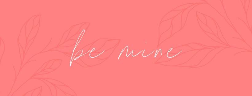 Valentine Be Mine - Valentine's Day Template