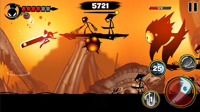 Stickman Revenge 3 v1.0.1