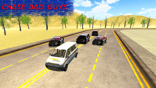 American Police Car Driving 8 screenshots 2