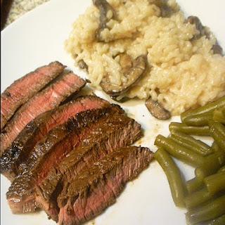 Balsamic Steak.