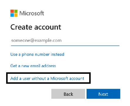 Create a guest account for your PC
