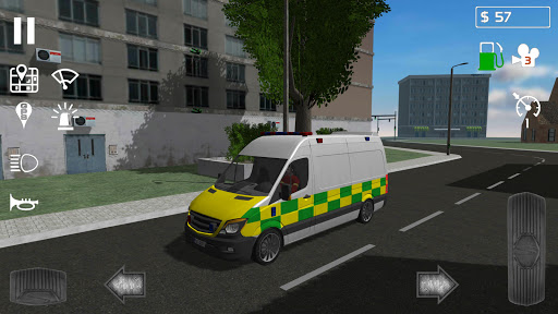 Emergency Ambulance Simulator 1.0.4 Cheat screenshots 5