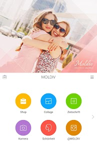 MOLDIV by JellyBus – Miniaturansicht des Screenshots