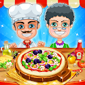 Pizza maker Cuisine: cooking Games For Kids icon