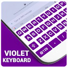 Flash Fast Violet Keyboard Theme - Input Method icon