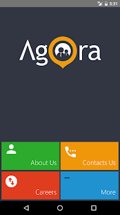 Agora screenshot