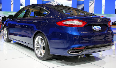 Photo: 2013 Ford Fusion... sexy