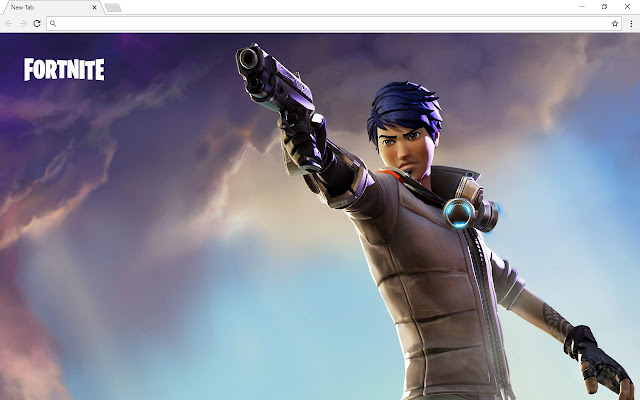 Fortnite - Battle Royale New Tab