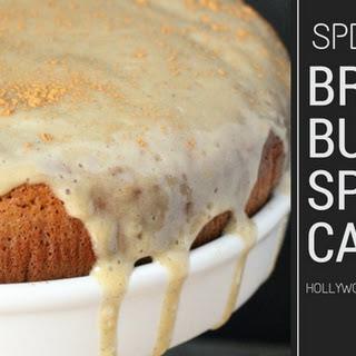 Brown Butter Spice Cake.