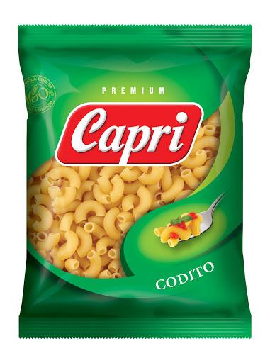 pasta capri codito premium 500gr
