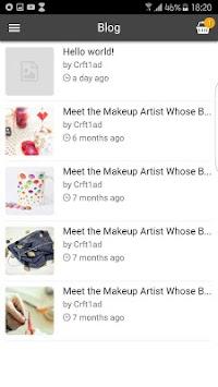 Download Handicrafts Ecommerce Sample Apk Latest Version App For