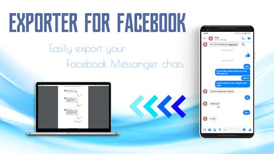 ?Exporter for Facebook - Backup,Print,Export PDF