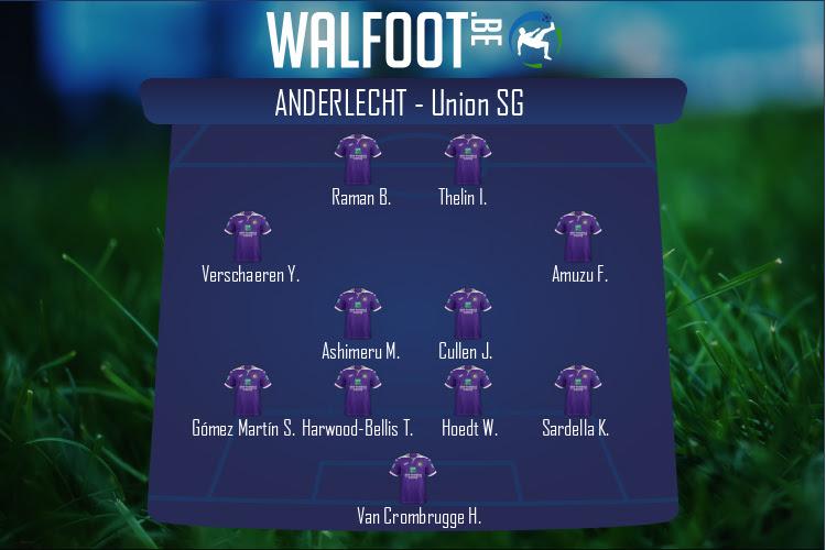 Anderlecht (Anderlecht - Union SG)