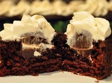 Creamy Irish Stout Cupcakes