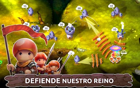 Mushroom Wars 2 – épica TD 1