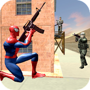 Mountain Sniper Hero Fury Shooter APK for Bluestacks