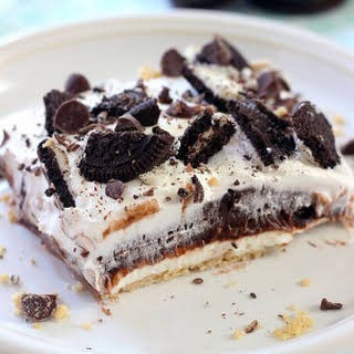 Oreo Four Layer Dessert.