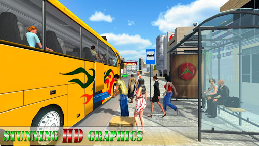 Modern Bus Drive Simulator 1.14 screenshots 7