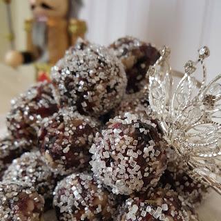 Cranberry Sugar Plums