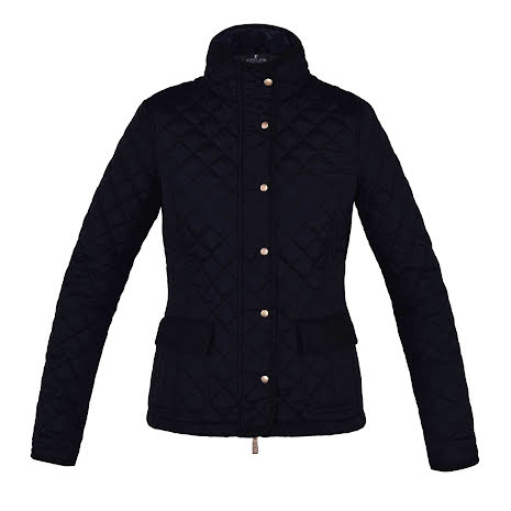 Kingsland Jacka Messina Dam Quiltad, Navy